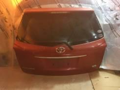 Крышка багажника Toyota Fielder 141