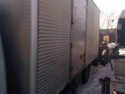 Будка фургон алюминий