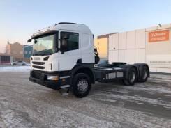 Scania P440. , 12 740куб. см., 33 500кг., 6x4