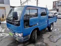 Nissan Atlas. 4WD, категория В, двухкабинный, 2 700куб. см., 1 500кг., 4x4