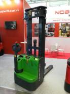 Noblelift PS16L. Самоходный штабелер с литиевой АКБ (1,6 тн, 4,6 м) в наличии, 1 600кг., Электрический