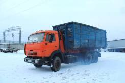 КамАЗ. Камаз грузовик мультилифт бункеровоз 2011, 11 000куб. см.