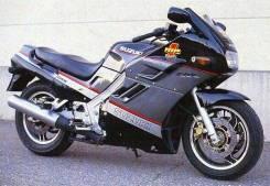 Suzuki GSX 1100F, 1993
