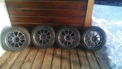 RAYS VOLK Racing GT-N ковка 5*100 + резина