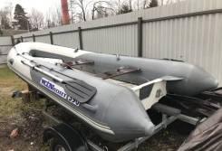 Winboat 390R Luxe. 2018 год, длина 3,90м., двигатель подвесной