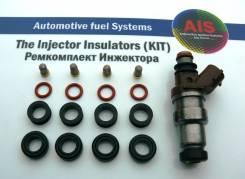 Ремкомплект на 4 инжектора (3RZFE) = Toyota 23209-79095, 23250-75050,