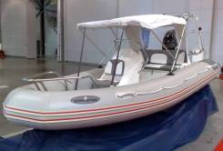 Лодка РИБ Буревестник B-450