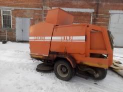 Чистодор. Подметально-уборочный прицеп ПТПУ «Чистогор» 2015 г. в.