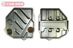 Фильтр АКПП с прокладкой поддона COB-WEB 11168A-168AR (SF168A/07168A) COB-WEB 11168A-168AR