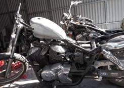 Бак топливный (бензобак) Honda VT400/750 Shadow 400/750