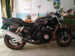 Honda CB 400SF. 400куб. см., исправен, птс, с пробегом. Под заказ из Биробиджана