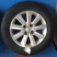 "Колеса 175/65 R14 Michelin на литье Toyota R14 4*100 из Японии. 5.0x14"" 4x100.00 ET40 ЦО 54,1мм."