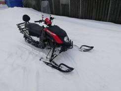 Снегоход Snow Fox 200, 2018. исправен, без псм, с пробегом