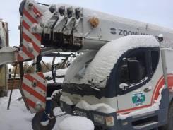 Zoomlion QY50V. Продажа автокрана, zoomlion 2008 года