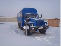 Урал 32551, 2002