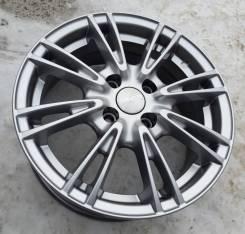 Новые литые диски SKAD Пантера на Kia Rio, Hyundai Solaris R15
