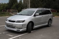 "Комплект АэроОбвесов ""Gialla Sportivo"" Toyota Corolla Fielder 121-124"