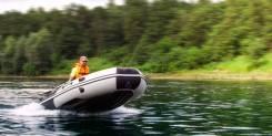 Мастер лодок Ривьера 3200 НДНД. 2020 год, длина 3,20м., двигатель подвесной, 9,80л.с., бензин. Под заказ