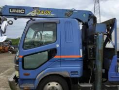 Крановая установка КМУ UNIC 340