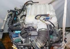 ДВС с КПП, Nissan VQ25-DE - AT RE5R05A FR Elgrand коса+комп