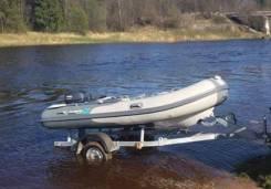 Лодка РИБ Gladiator 350AL+мотор