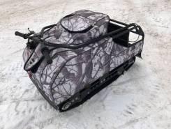 Мотобуксировщик Baltmotors Snowdog Standard Z15, 2019