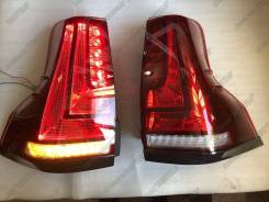 Задний фонарь. Lexus GX460, URJ150 1URFE