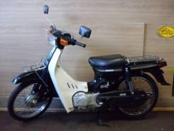 Suzuki Birdie. 50куб. см., исправен, без птс, без пробега