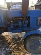 МТЗ 80. Трактор