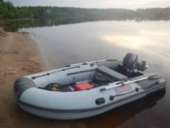 Лодка Касатка 365 Посейдон