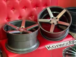 Новые разноширокие диски Vossen на BMW R20 10/11j 5*120 35 74.1 GMF