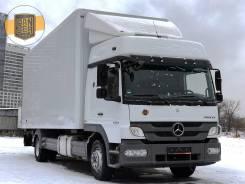 Mercedes-Benz Atego. Изотермический Мерседес Атего 1224, 2012 год, фургон 49 м3, гидролифт, 6 374куб. см., 7 000кг., 4x2