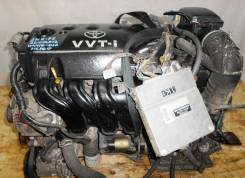 ДВС с КПП, Toyota 2NZ-FE - AT U441E-01A FF NCP60 коса+комп