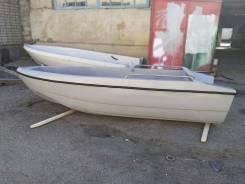 Небольшая лодка Лиман 380 (Тримаран) от АкваБот