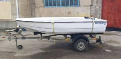Лодки для рыбалки и охоты Лиман 410 (Тримаран) от АкваБот