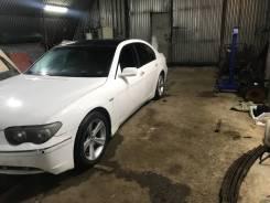 BMW. E65, N62B44
