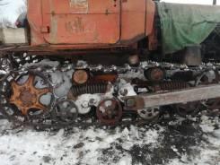 ВгТЗ ДТ-75. Продам трактор дт75 бульдозер хтс был произведён ремонт кпп двс ходово, 75куб. см., 6 000кг.