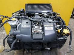 Двигатель в сборе. Subaru Legacy, BE5, BH5 EJ20, EJ208