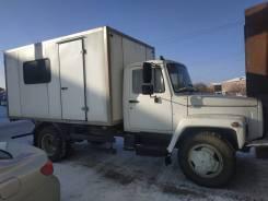ГАЗ 3307. Газ 3307 автомобиль -мастерская, 4 670куб. см.