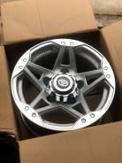 Новые 16-ые диски на Toyota LC 105