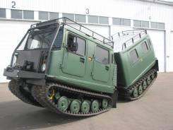 Ремонт доработка вездеходов ЛОСЬ BV206