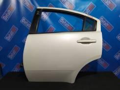 Дверь задняя левая Mitsubishi Galant 9 DJ DM 2007-2012