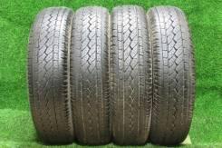 Bridgestone R600. летние, 2005 год, б/у, износ 10%