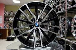 Новые диски R20 5*112 Разноширокие диски на BMW