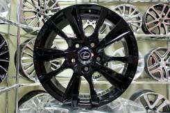 Новые диски на Lexus LX 570 R21 5*150
