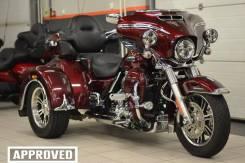 Harley-Davidson Tri Glide Ultra FLHTCUTG. 1 690куб. см., исправен, птс, с пробегом