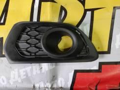 Рамка ПТФ левая Renault Sandero 2 Сандеро 2014