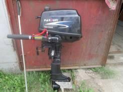 Продам лодочный мотор парсун F 5 BM 4 такта