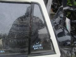Форточка двери задней левой Daewoo Nexia