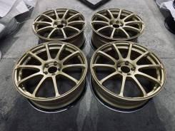 Красавцы Original Advan Racing Gold RS R18 7.5J ET48
